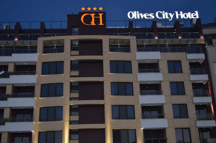 Тържествена заря откриване Olives City Hotel