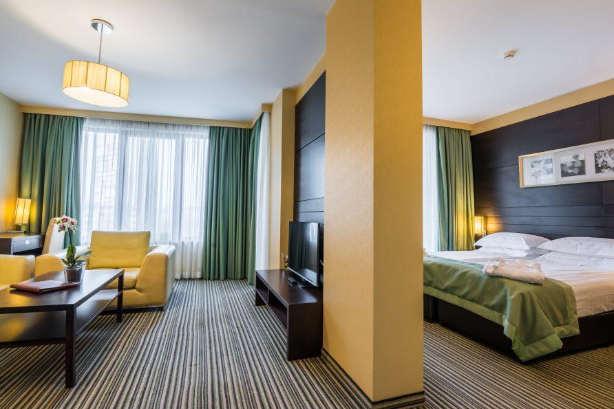 Модерният 4 звезден хотел в София – визия и технологии част 2