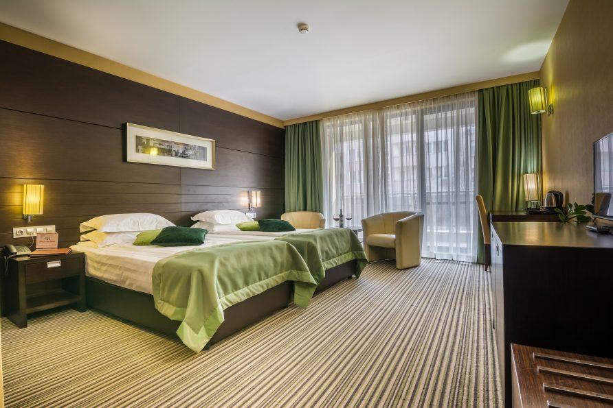 Интериор и дизайн в  четиризвезден хотел в София