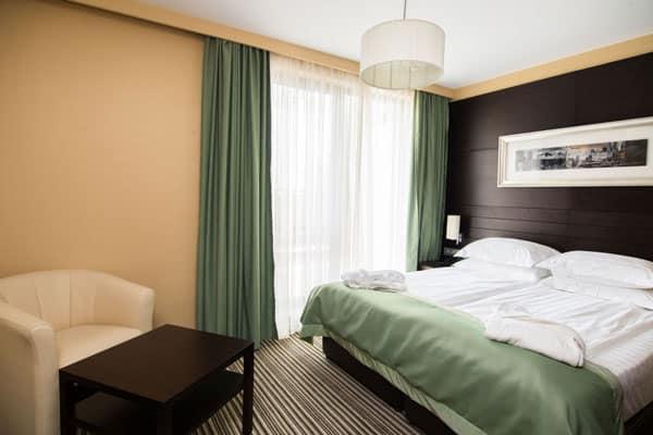 Причини за престой в бизнес хотел
