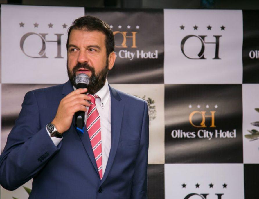 Официално видео от откриване на бизнес хотел Olives City Hotel