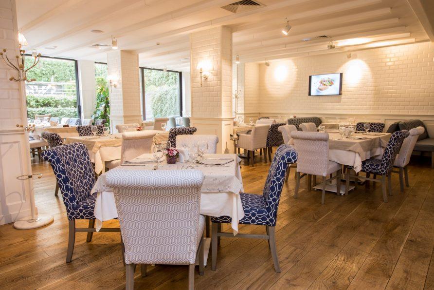Бизнес хотел – ролята на комфортните мебели и тераса