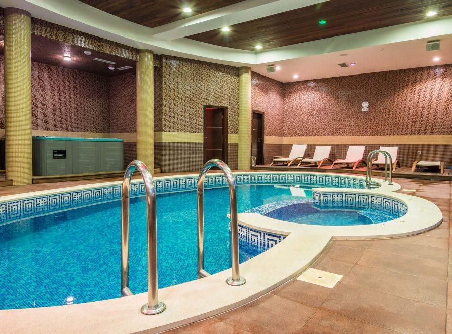 Spa & Wellness зоните в бизнес хотел – част 2