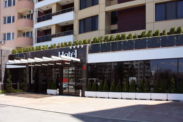 градски бизнес хотел Оливс