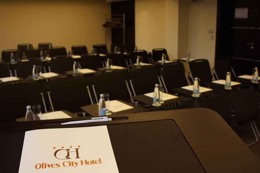 Фирмено обучение в конферентна зала