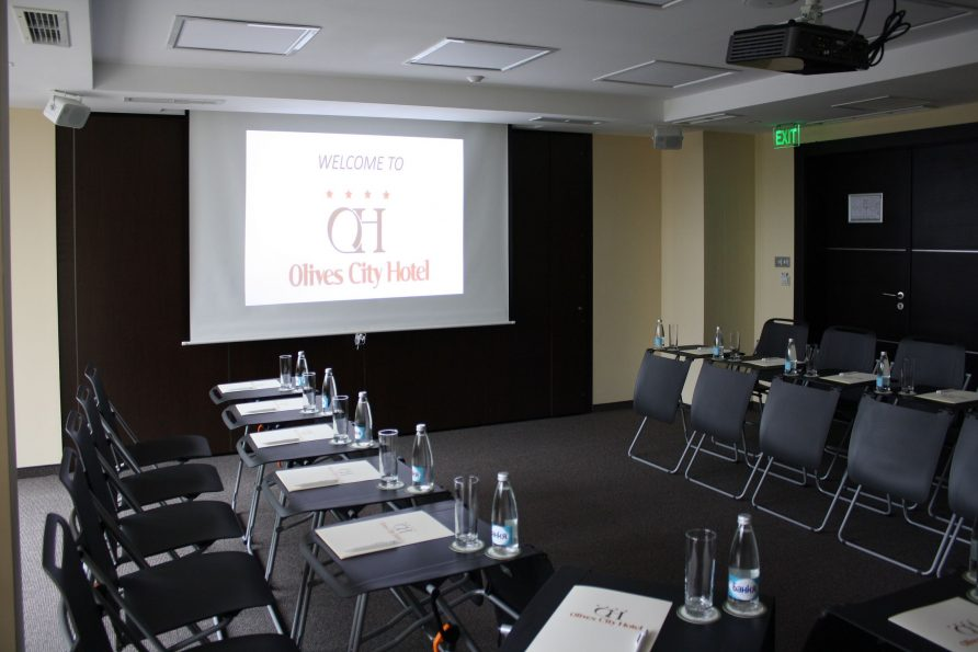 Избор на конферентна зала