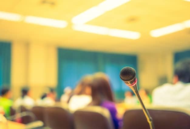 Наемането на голяма конферентна зала