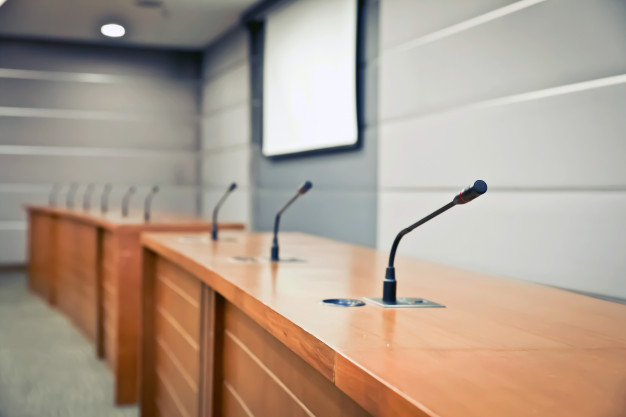 За какво са предназначени конферентните зали?